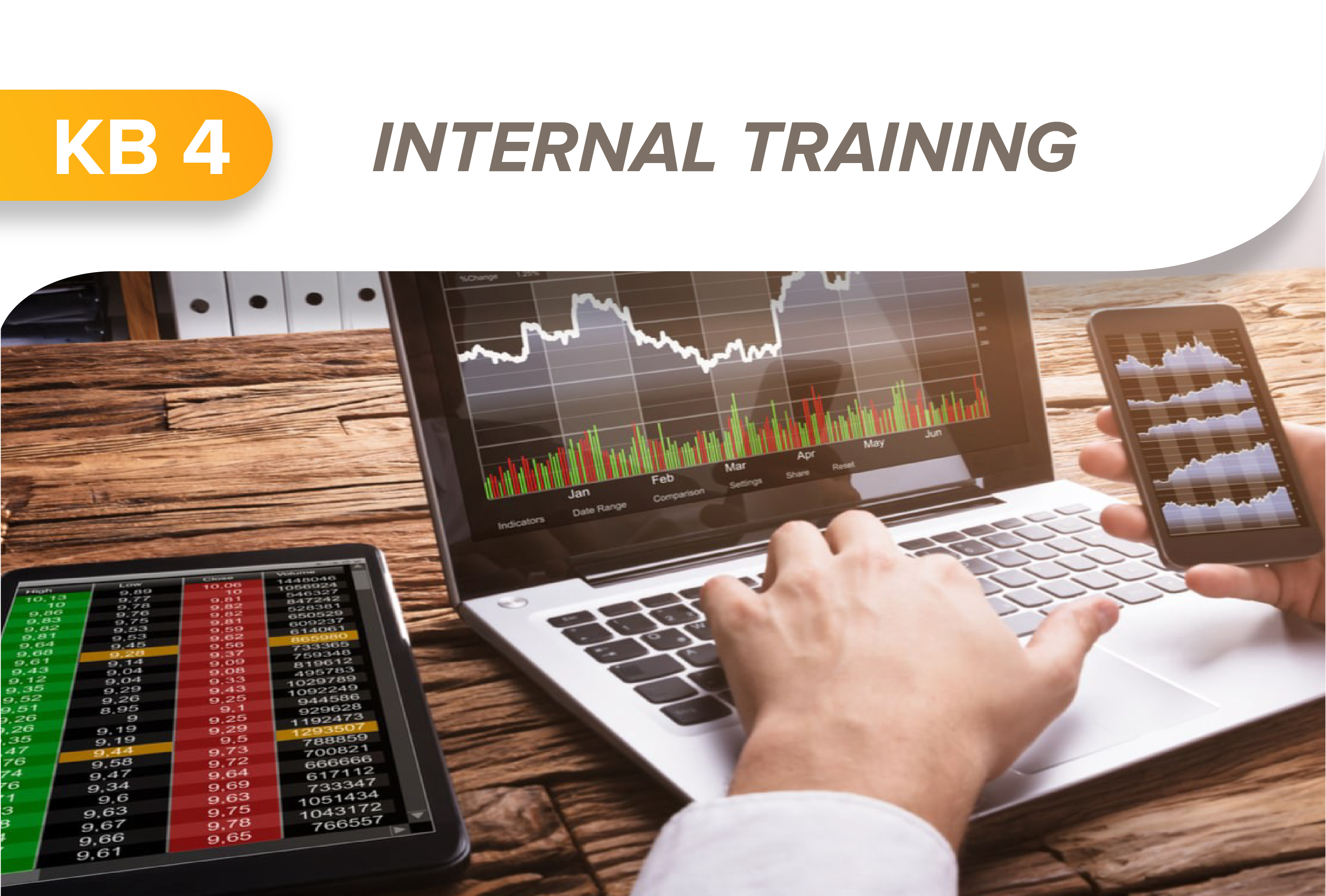 Internal training