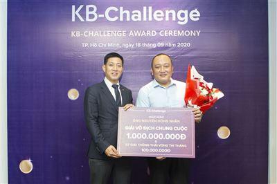 KB Challenge đã tìm ra quán quân