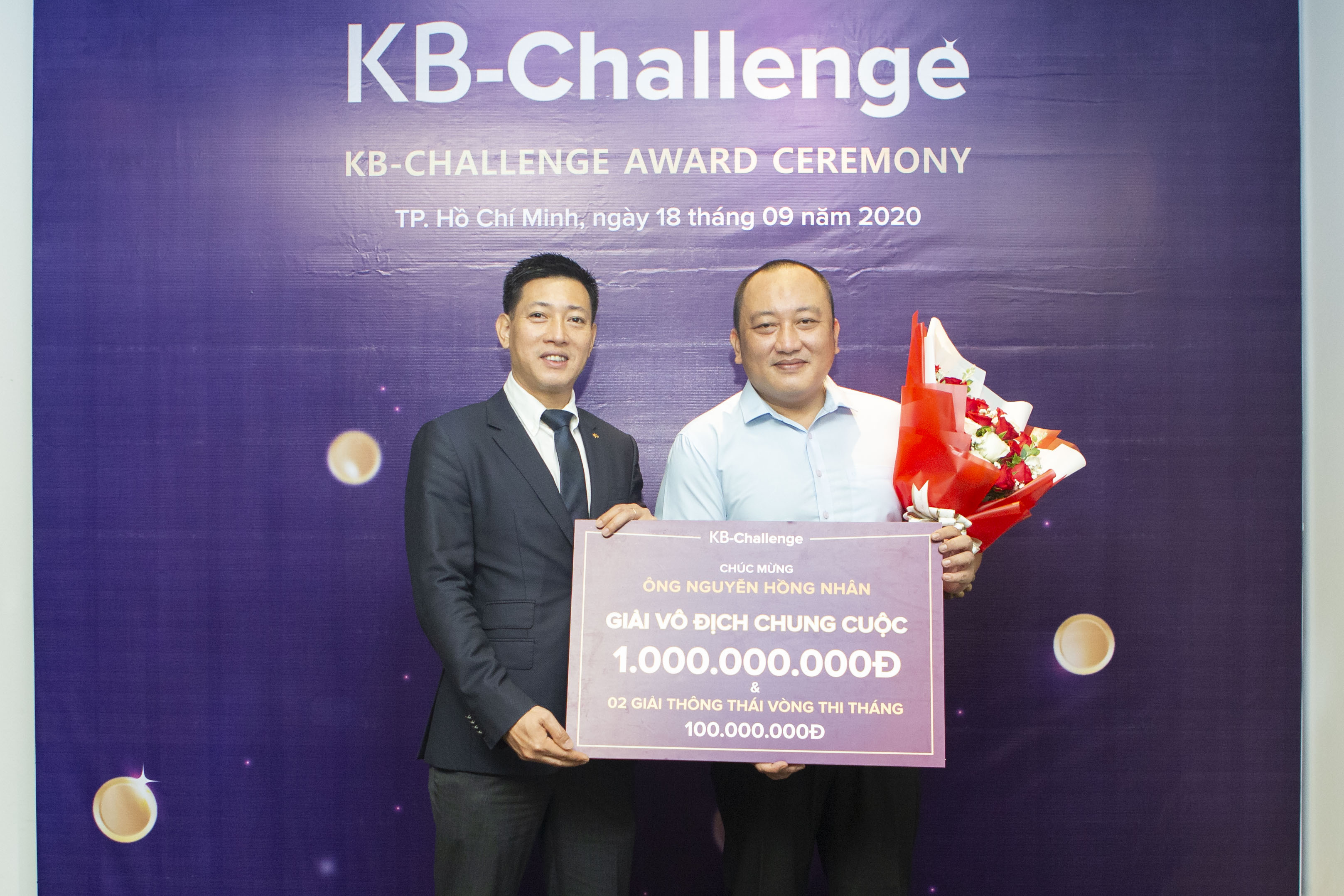KB Challenge Contest found out the champion