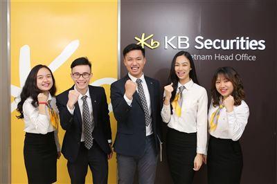 Công ty Chứng khoán KB Việt Nam chính thức lọt Top 10 công ty chứng khoán có vốn điều lệ lớn nhất Việt Nam