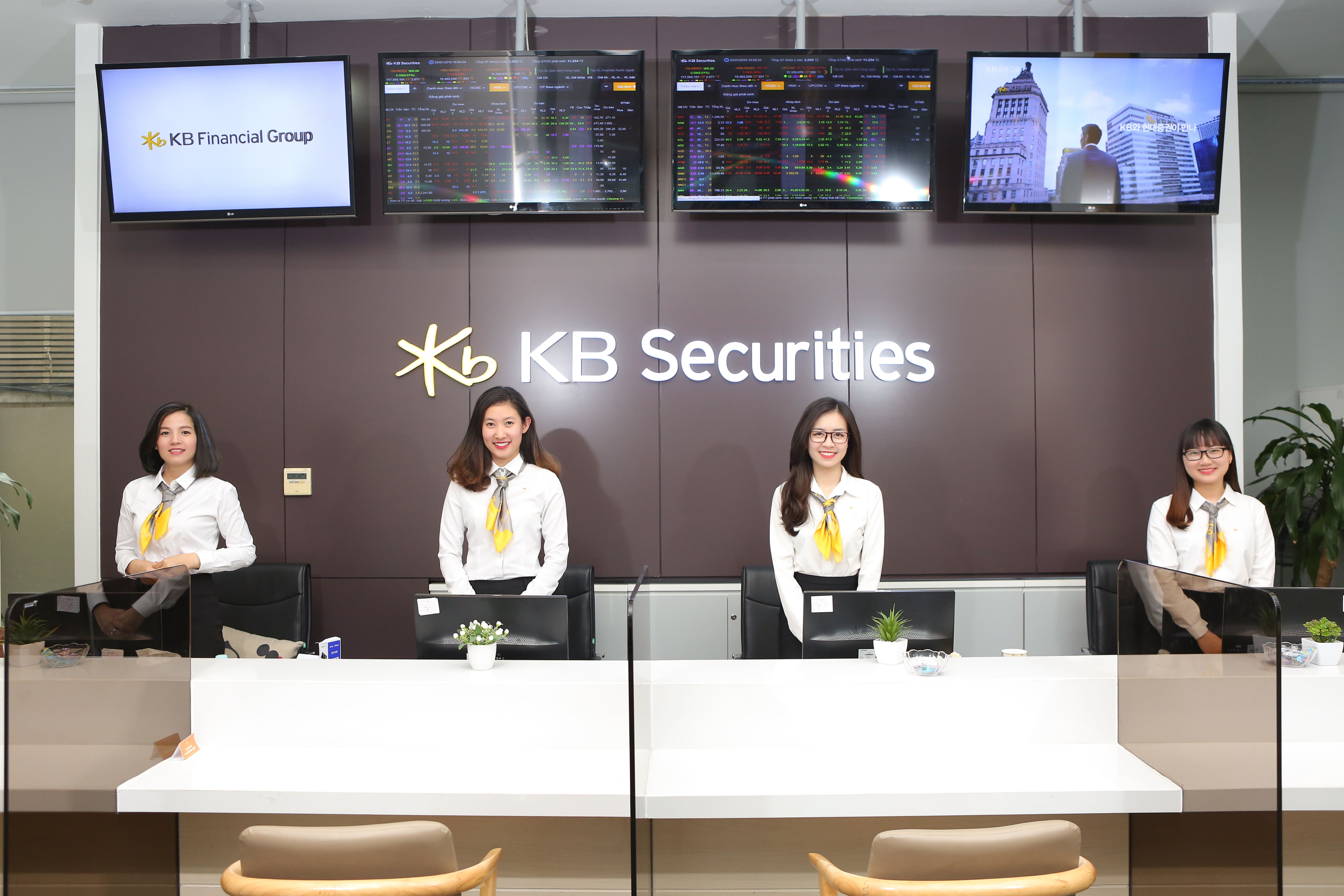 KBSV is strengthened by foreign capital - CafeF