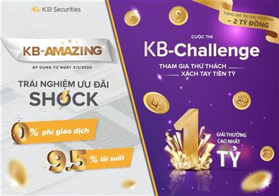 KBSV ra mắt cú đúp sản phẩm KB-Amazing và cuộc thi KB-Challenge