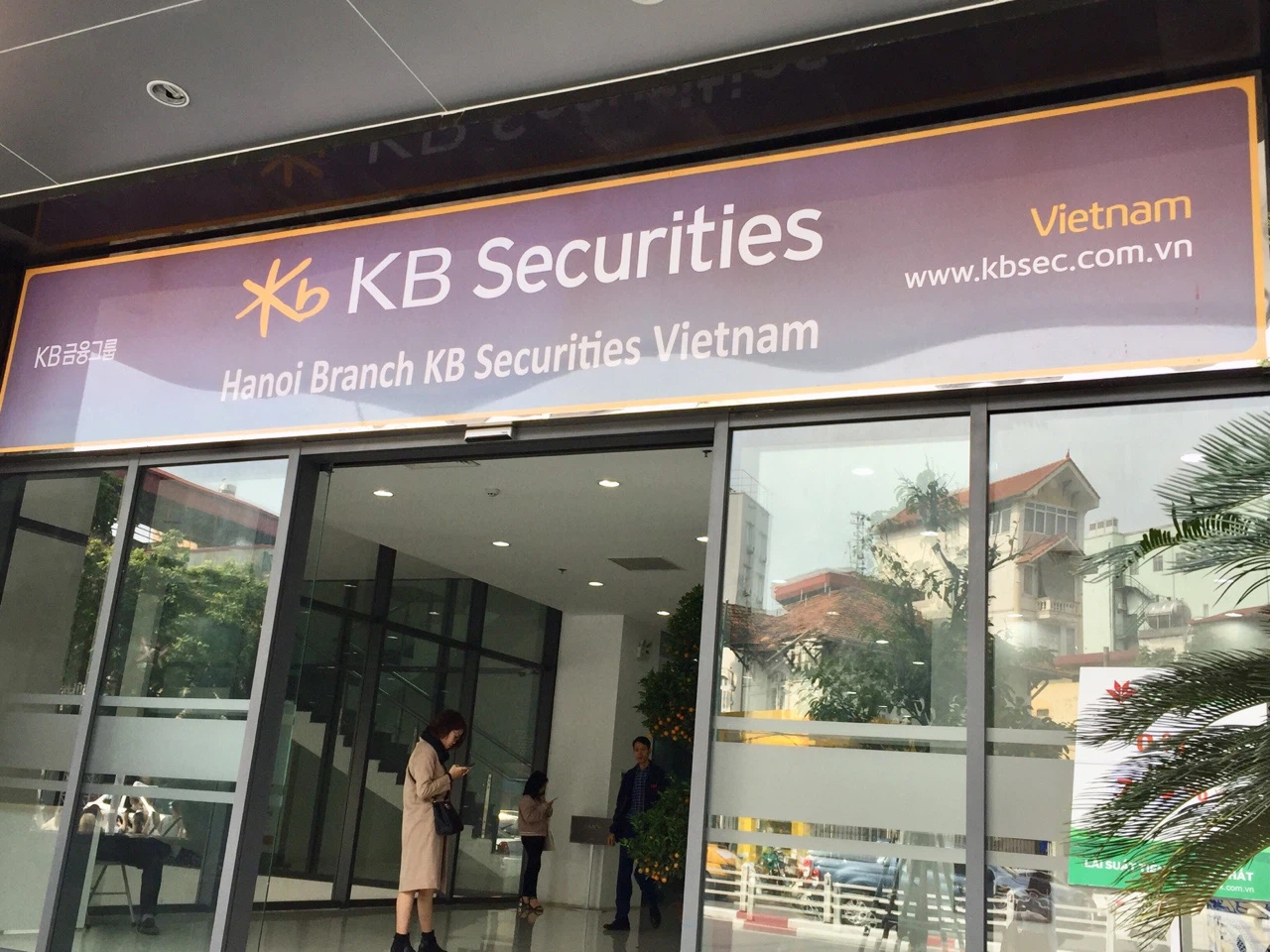 KBSV announces trading channels applied since February 22nd 2021