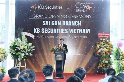 KBSV khai trương chi nhánh mới tại TP.HCM - Vietstock.vn