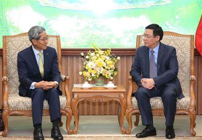 Sau thâu tóm Chứng khoán Maritime, ông lớn Hàn Quốc KB Financial dự kiến rót hơn 110 triệu USD vào Việt Nam - Bizlive