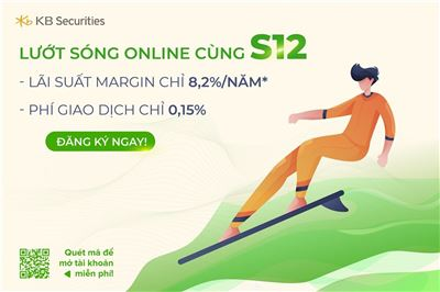 Lướt sóng online cùng S12