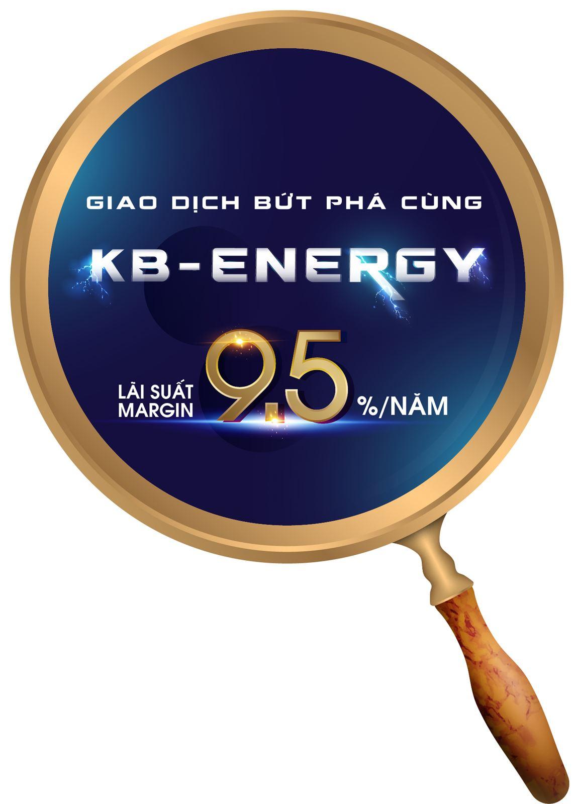 Lãi suất đặc quyền KB-Energy