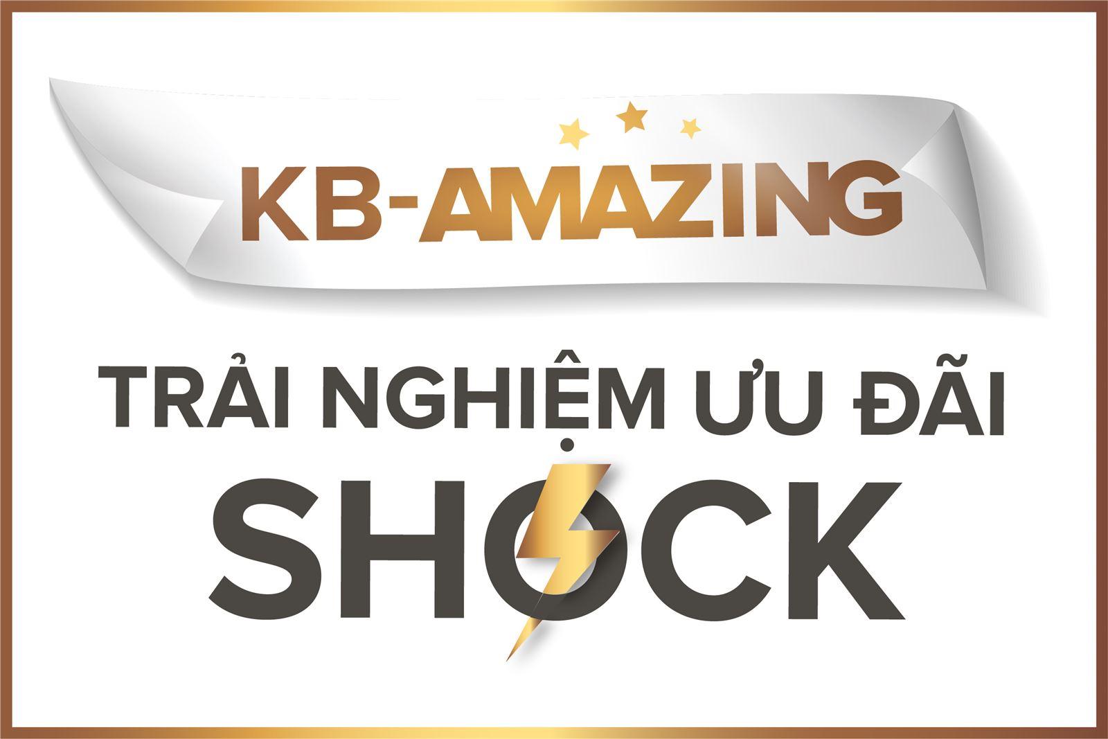 Ưu đãi KB-Amazing