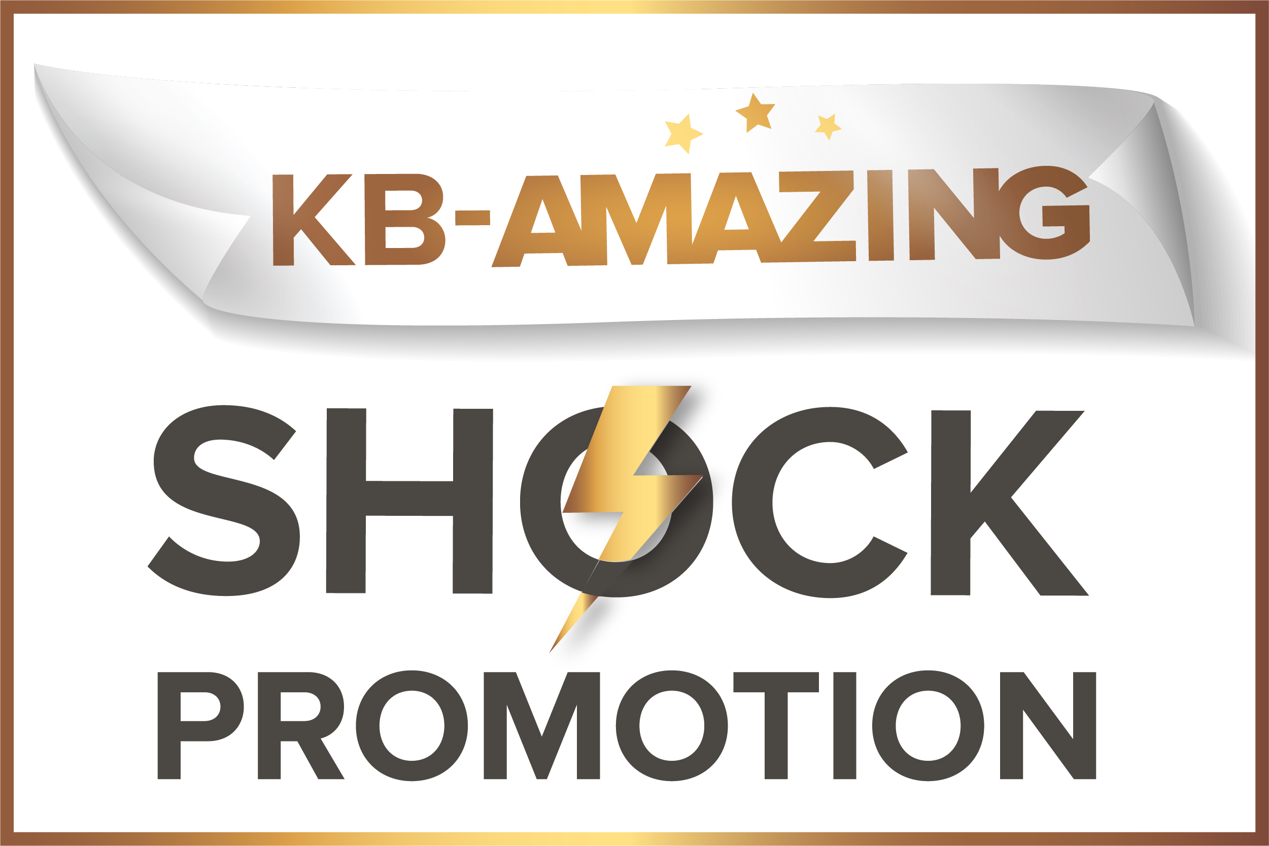 KB- Amazing Promotion