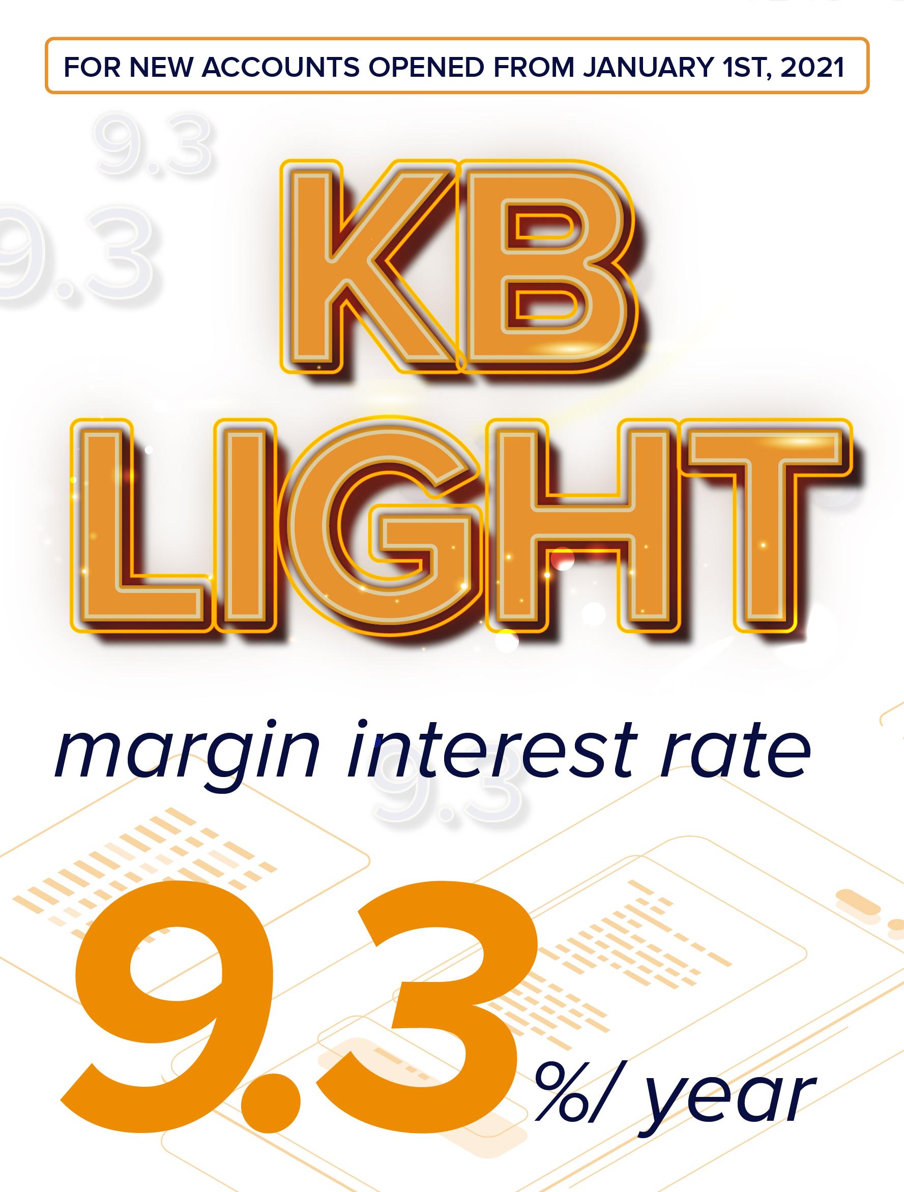 KB Light Product