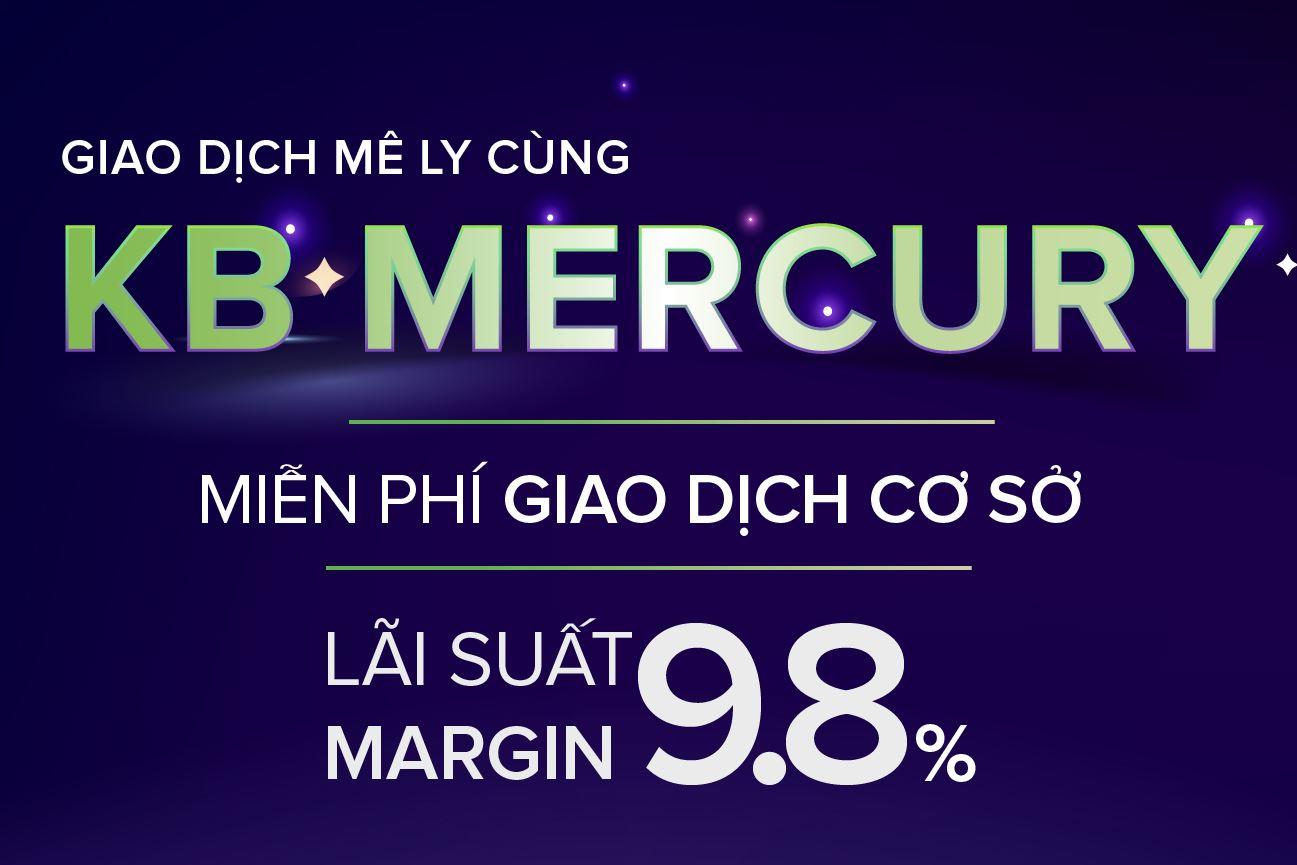 Sản phẩm KB-Mercury