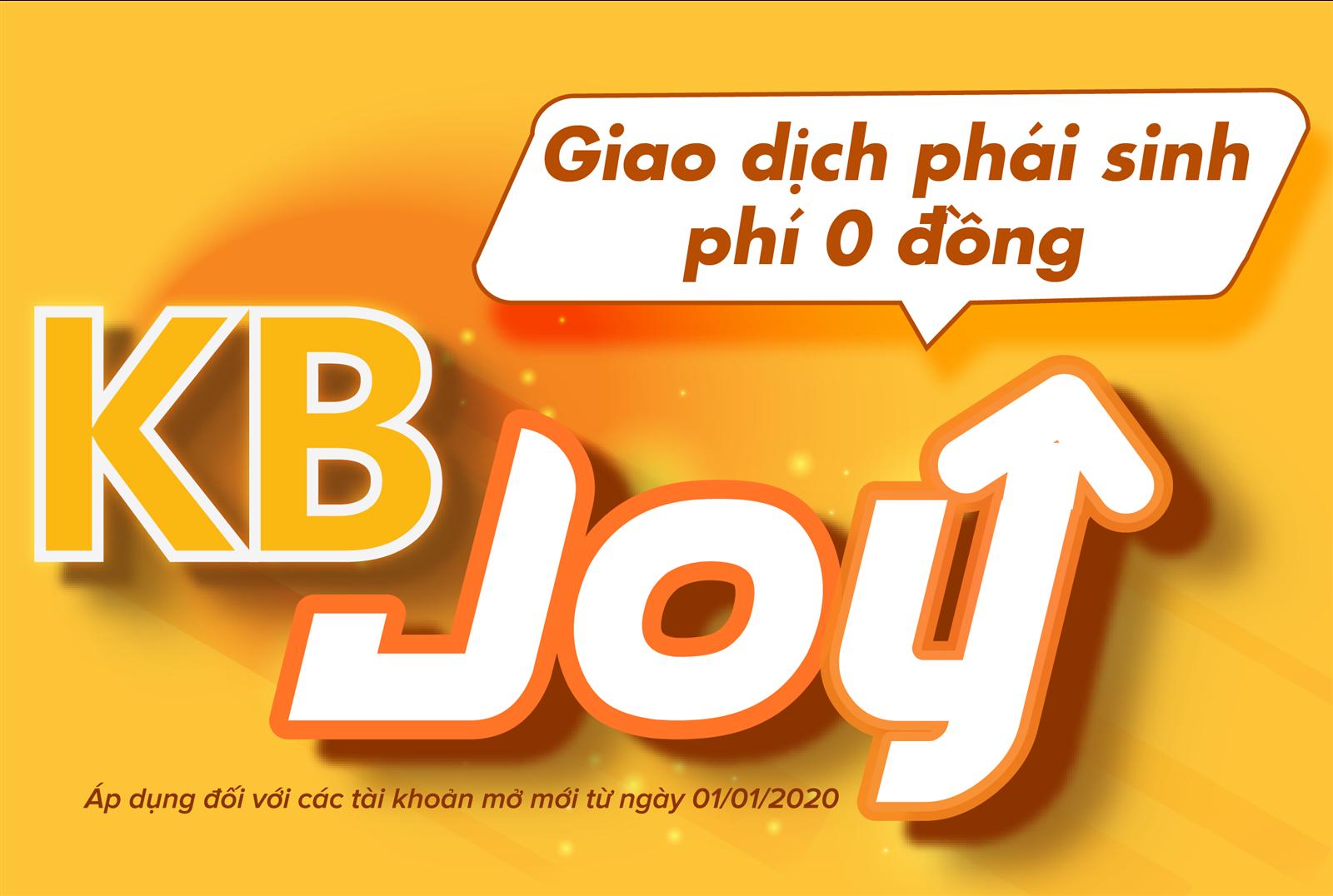 Sản phẩm phái sinh KB-Joy