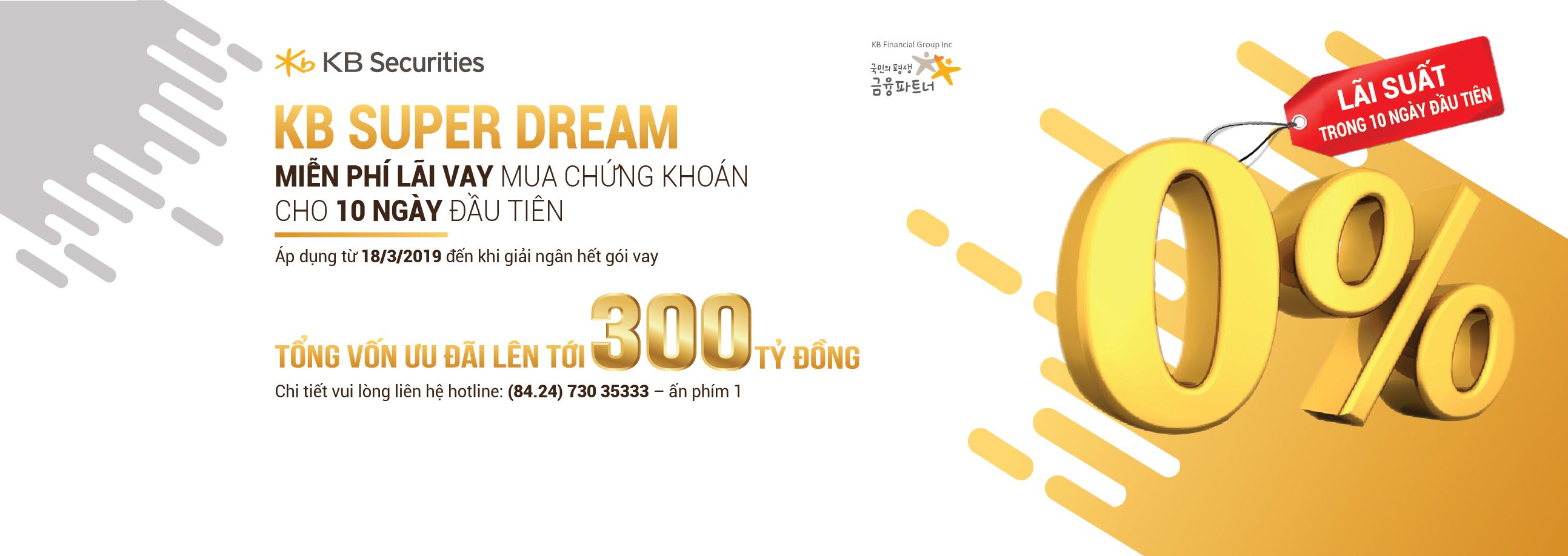 KB Super Dream