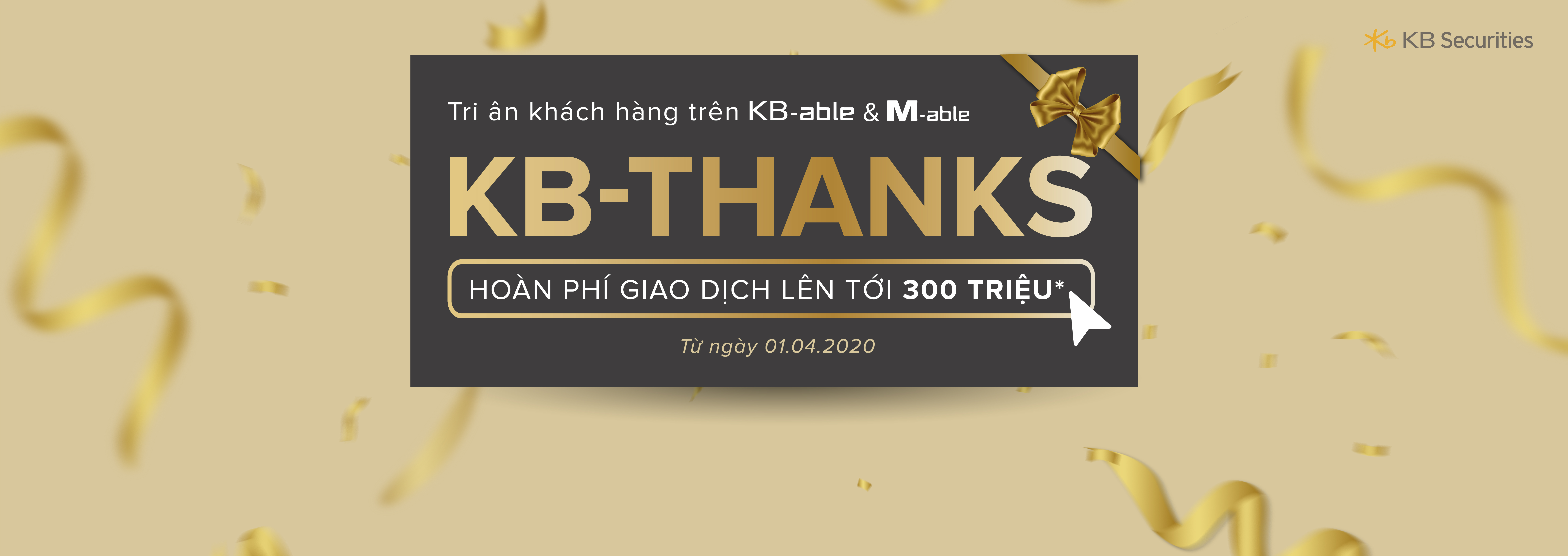 KB Thanks